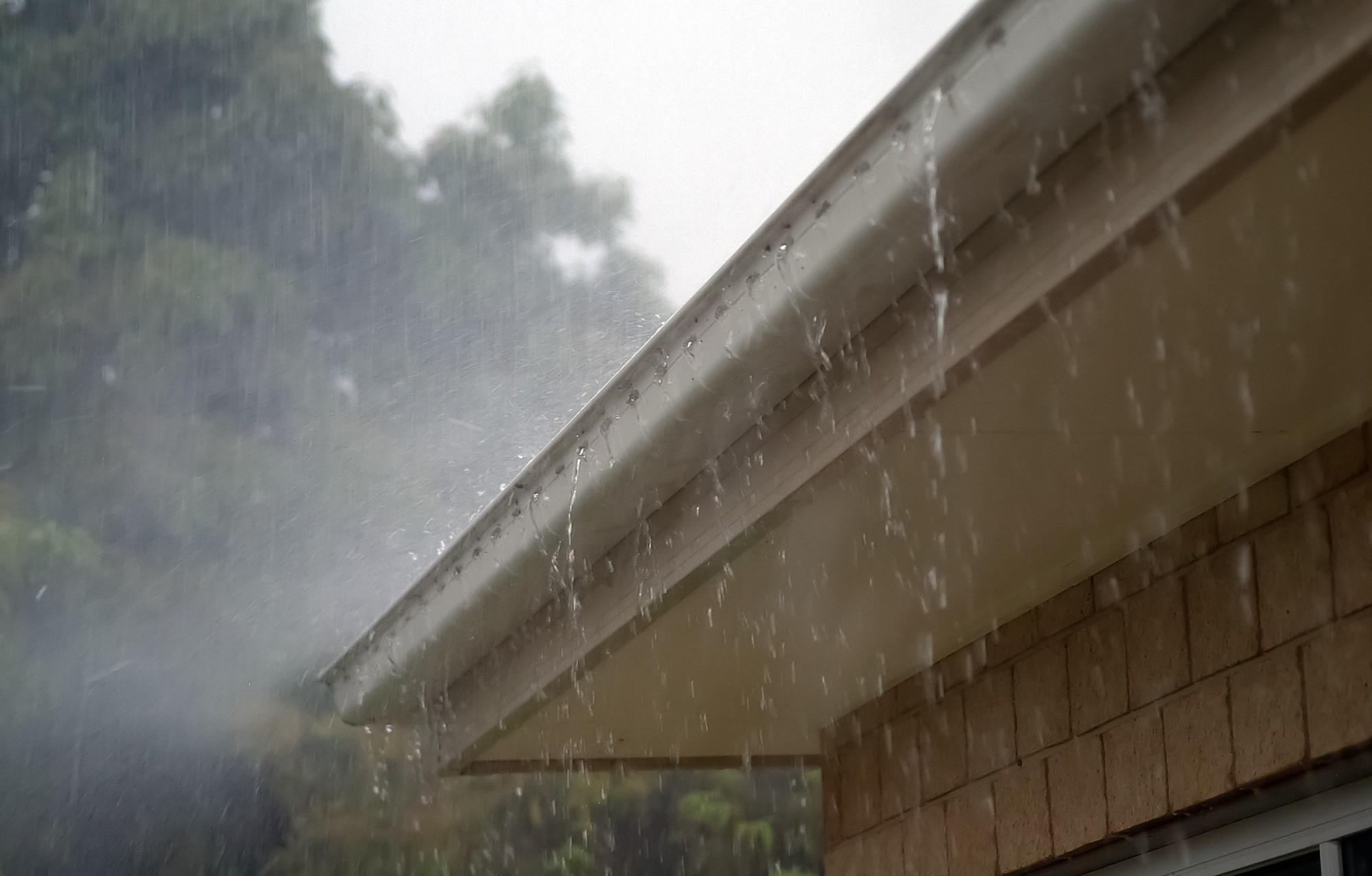 the importance of cleaning the gutters on your roof